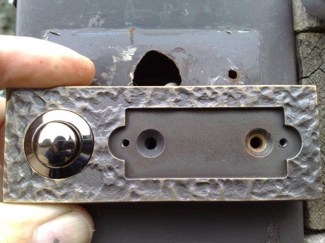 Super Wie man mit 20Pfennig eine Klingel repariert | Portitzers Blog VA11