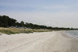 Strand in Höllviken