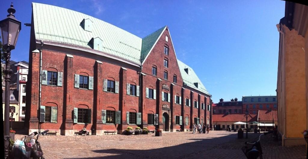 Altes Gebäude in Göteborg