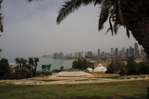 Foto: Blick auf Tel Aviv