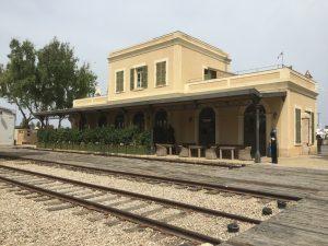 Foto: Alter Bahnhof in Jaffa